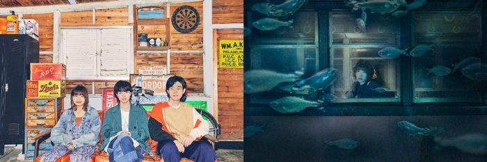"Saucy Dog × PEDRO、TOKYO FM""FESTIVAL OUT""によるイベント""LIVE BLAST powered by Fanpla Kit""にて対バン決定。本日7/30に石原慎也 × アユニ・Dの対談OA"