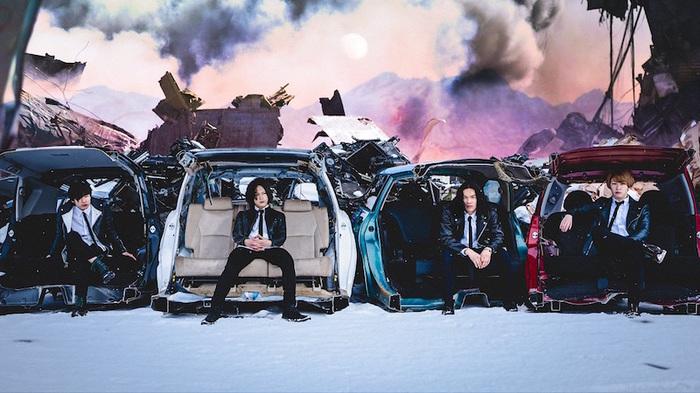 札幌発の次世代最重要ロック・バンド SULLIVAN's FUN CLUB、ミニ・アルバム『Panta rhei』9/8リリース。収録曲「パンタ・レイ」8/18先行配信