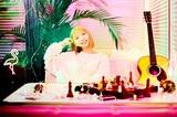 竹内アンナ、10ヶ月ぶりの新曲「ICE CREAM.」デビュー日8/8リリース。MVティーザー&新ヴィジュアルも公開