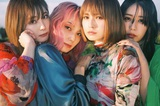 SCANDAL、ニュー・シングル『one more time』9/29リリース決定。indigo la End、佐藤千亜妃、CHAI、Vaundy出演の対バン・ツアー開催も発表