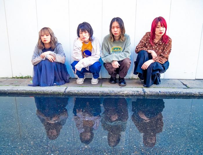 奈良発オルタナティヴ・ロック・バンド Split end、9/8リリースのEP『moratorium』より「TEENAGER」MV公開。明日9/1先行配信