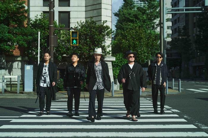 TRI4TH、活動15周年記念アルバム『GIFT』9/15リリース決定。チバユウスケ(The Birthday)、Kan Sano、岩間俊樹(SANABAGUN.)ら参加。「SENRITSU feat. Kan Sano」8/25先行配信