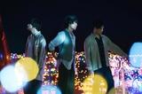 back number、YouTubeのみで公開されていた楽曲「水平線」をインターハイ開会式当日の本日8/13配信開始