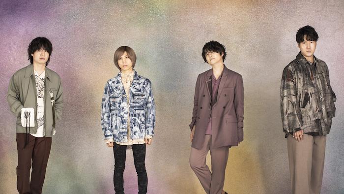 Official髭男dism、本日8/18リリースのニュー・アルバム『Editorial』より「アポトーシス」MV公開