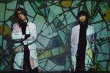 """松本明人(真空ホロウ)&悠介(lynch.)が新ユニット""""健康""""結成。9/19に配信ライヴ""""1st Live Streaming『健診 chapter #0』""""開催決定"""
