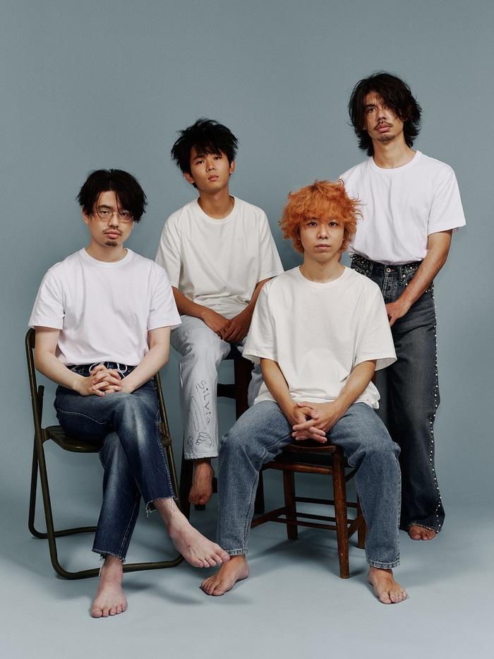 OKAMOTO'S、ニュー・アルバム『KNO WHERE』収録曲「Sprite」先行配信スタート。全国ツアー開催決定