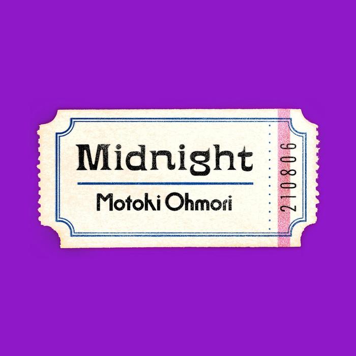 大森元貴(Mrs. GREEN APPLE)、ソロ・プロジェクト第2弾始動。2ndデジタルEP『Midnight』8/6配信決定。アートワーク公開。連日21時&深夜0時に新ヴィジュアル解禁