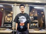 """mono(神聖かまってちゃん)、激ロック・プロデュースによる美容室""""ROCK HAiR FACTORY""""のヘアモデルに登場。スタイルを公開"""