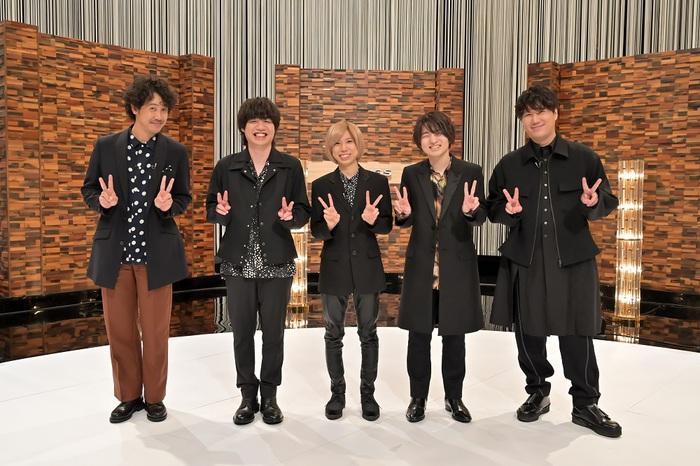 "Official髭男dism、NHK総合""SONGS""出演決定。""明日話したくなるヒゲダンの話""をテーマに番組責任者 大泉 洋と初トーク"