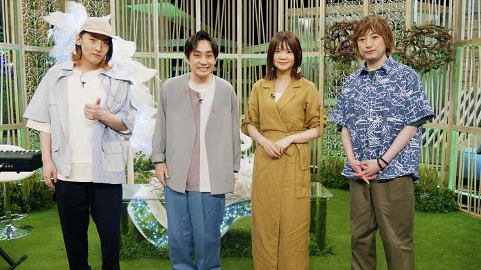 """ビッケブランカ、明日8/7放送""""BSいきものがかり""""に登場。「ポニーテイル」TV初披露"""