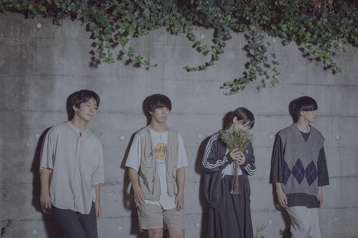 SNSを中心に話題の10代バンド yutori、疾走感溢れる新曲「君と癖」配信リリース&MV公開