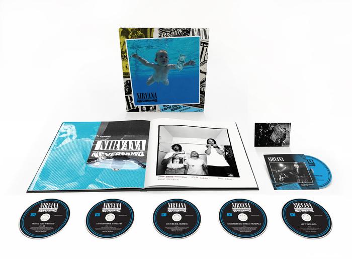 NIRVANA、『Nevermind』30周年記念エディションが11/12全世界同時発売