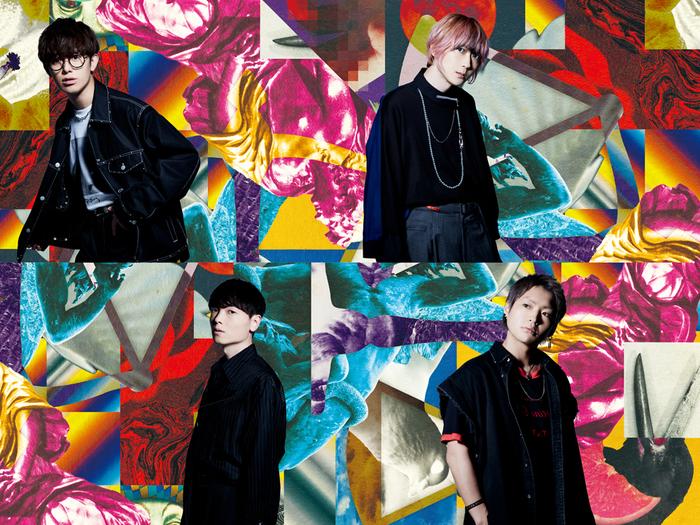 BLUE ENCOUNT、9/8リリースのニュー・シングル『囮囚』ティーザー映像公開。発売日前夜には生配信番組も