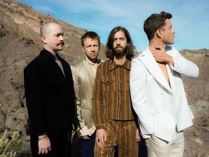 IMAGINE DRAGONS、「Believer」がGalaxy新商品のCMソングに起用され話題に。ランキング急上昇