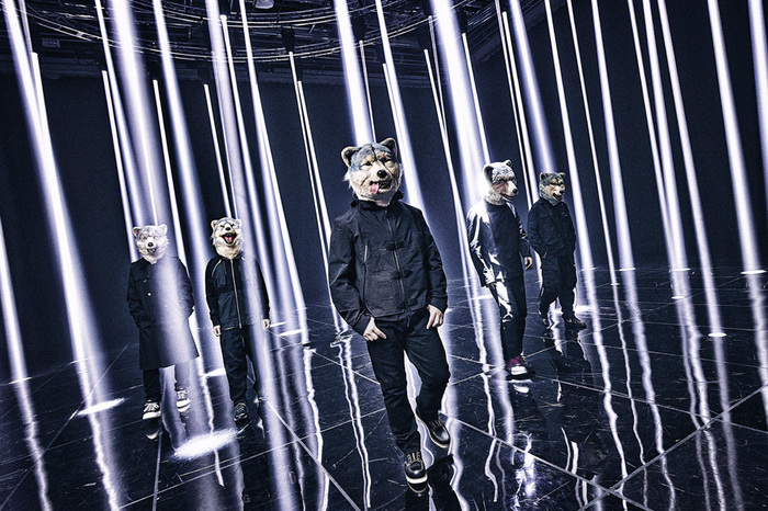 """MAN WITH A MISSION、YouTube特番[MAN WITH A """"Online-Gaw-Round"""" MISSION]配信決定。ファン参加型の""""セットリスト予想""""企画も始動"""