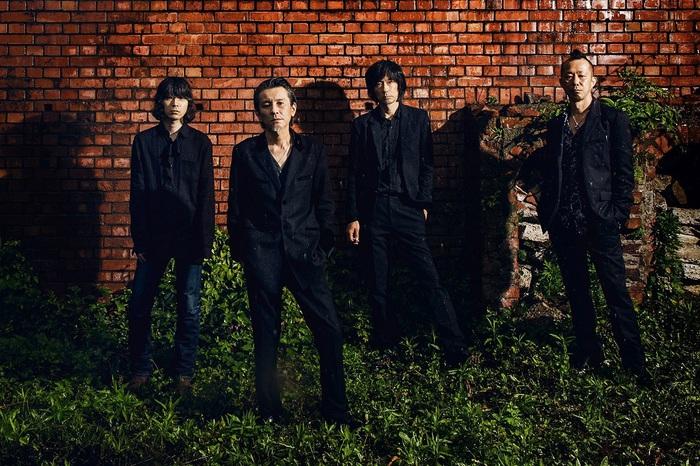 The Birthday、新曲4曲収録のEP『CORE4』11/3リリース決定。現在開催中のツアーよりライヴ音源も収録