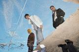 Age Factory、フィーチャリングにJESSE(The BONEZ/RIZE)やJUBEE迎えた楽曲も収録した4thアルバム『Pure Blue』11/24発売決定。ワンマン・リリース・ツアー開催発表