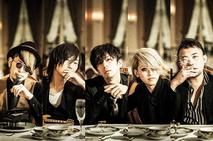 "LACCO TOWER、2年ぶりオリジナル・フル・アルバム『青春』12/8リリース。新曲「化物」が""伊勢崎オートレース2021イメージソング""に決定、9/19MV初披露"