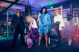 女王蜂、完全生産限定でニュー・シングル『KING BITCH』を10月にリリース。新アーティスト写真も公開