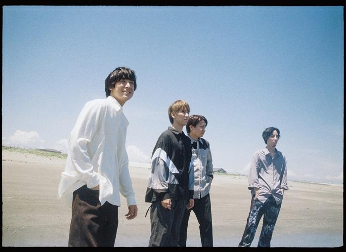 SHE'S、ニュー・アルバム表題曲「Amulet」9/12先行配信&MVプレミア公開決定