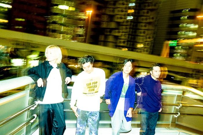 """ストレイテナー、ニュー・ミニ・アルバム『Crank Up』11/17リリース。全国ツアー""""Crank In TOUR""""開催決定"""
