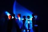 cinema staff、7thフル・アルバム『海底より愛をこめて』詳細発表。ジャケット、セルフ・ライナーノーツ、全曲トレーラー公開