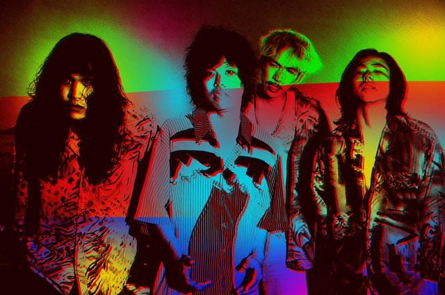 SPARK!!SOUND!!SHOW!!、9/18リリースの2ndフル・アルバム『NU BLACK』詳細発表。R-指定(Creepy Nuts)、田中幸輝(空きっ腹に酒)&Kaito(Paledusk)参加曲も