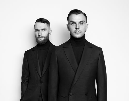 UK発エレクトロ・ポップ・デュオHURTS、来年1月に7年ぶり単独来日公演決定。最新アルバム国内盤リリースも