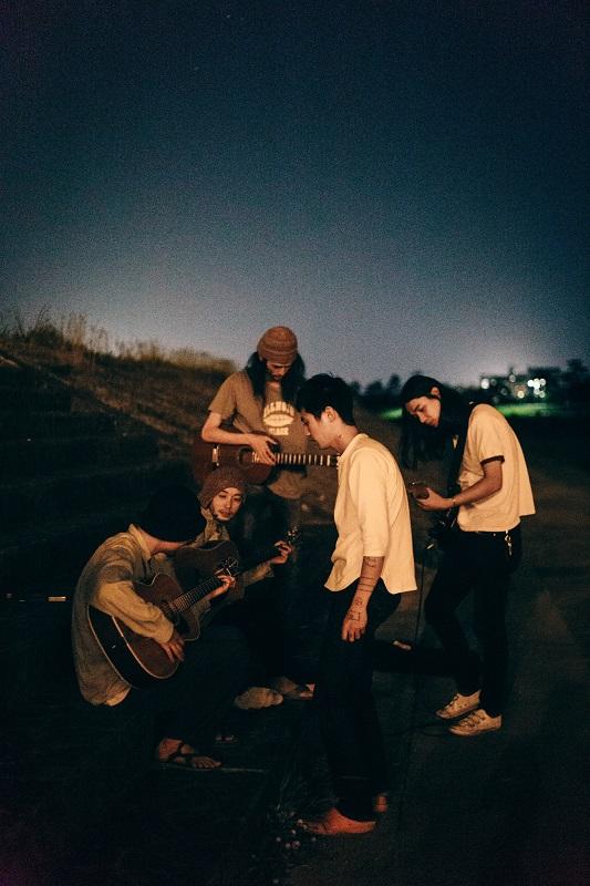 踊ってばかりの国、ニュー・アルバム『私は月には行かないだろう』より「バナナフィッシュ」MV公開。12/11年内最後のワンマン緊急決定