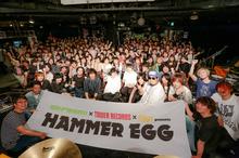 """HAMMER EGG vol.6""サイン入り特大パネル"