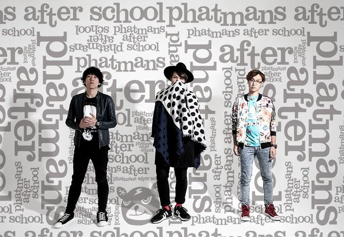 phatmans after school Tシャツ+サイン色紙