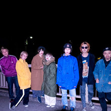 BALLOND'OR × FINLANDS サイン入りTシャツ+色紙