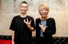 the band apart × KEYTALK コラボサイン色紙